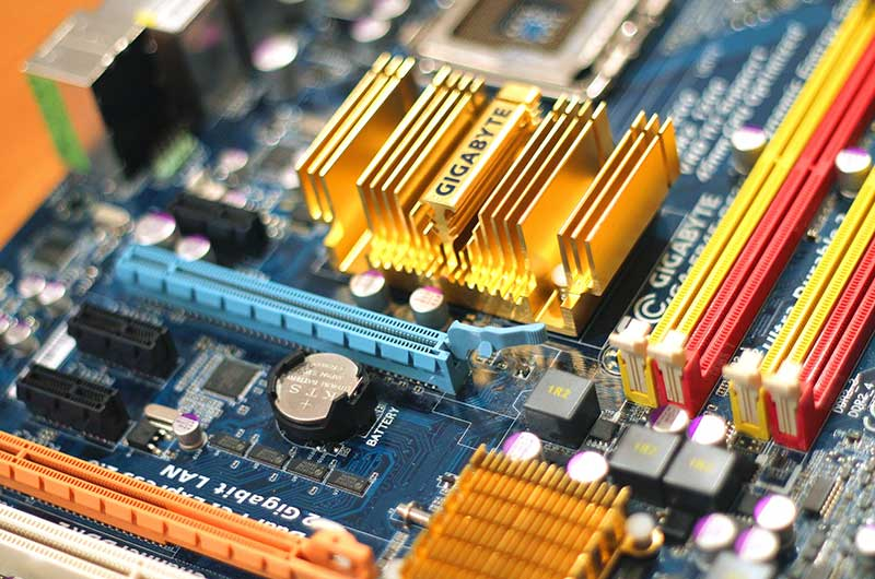 Schneller Austausch IT-Komponenten